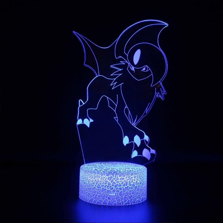 Lampe 3D Pokémon Absol