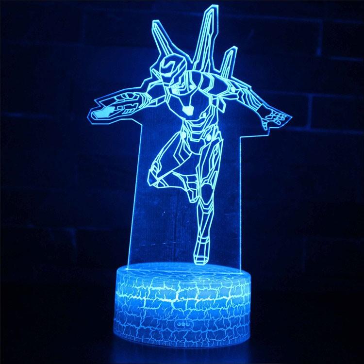 Lampe 3D Iron Man Infinity War