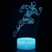 Lampe 3D Flash