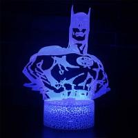 Lampe 3D Batman