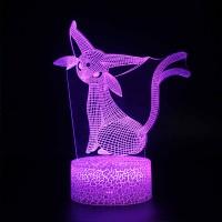 Lampe 3D Pokémon Mentali