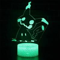 Lampe 3D Pokémon Mimiqui