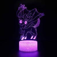 Lampe 3D Pokémon Nymphali
