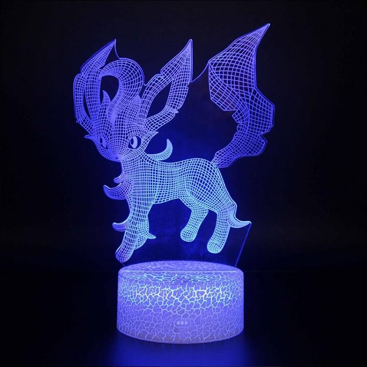 Lampe 3D Pokémon Phyllali