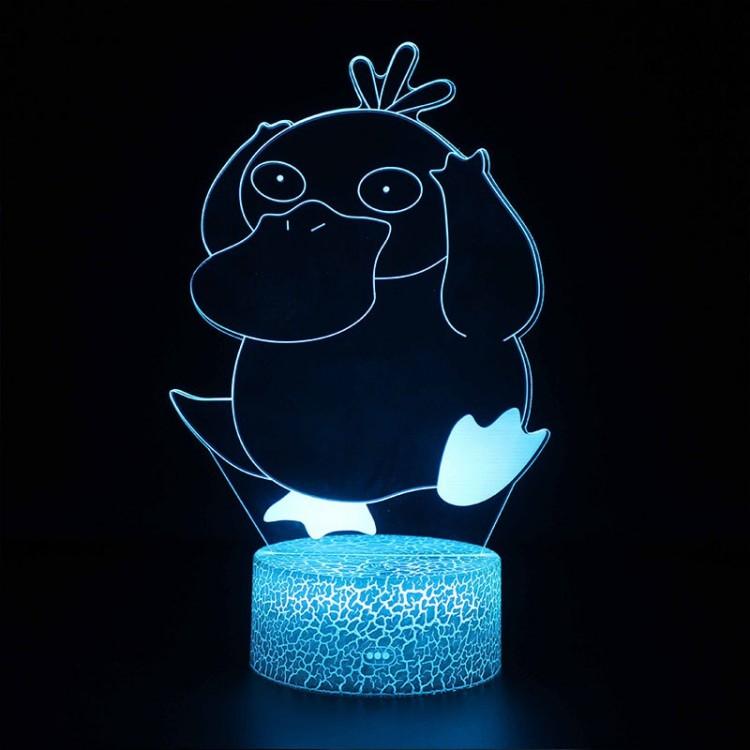 Lampe 3D Pokémon Psykokwak