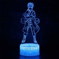 Lampe 3D Naruto Nanadaime Hokage (Septième Hokage)
