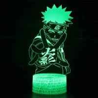 Lampe 3D de Naruto