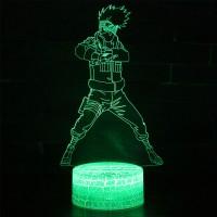 Lampe 3D Kakashi Hatake