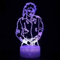 Lampe 3D Musique Michael Jackson