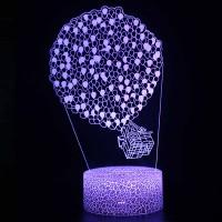 Lampe 3D Là-haut