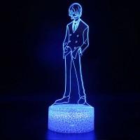 Lampe 3D Sanji Vinsmoke