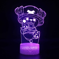 Lampe 3D Tony Tony Chopper