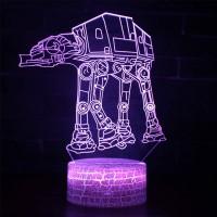 Lampe 3D TB-TT