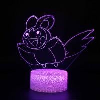 Lampe 3D Pokémon Emolga